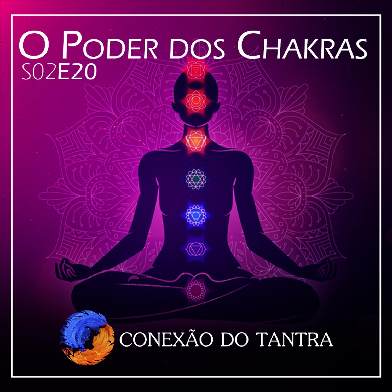 O poder dos Chakras